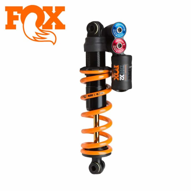 Révision amortisseur VTT Fox Racing Shox DHX X2 ressort