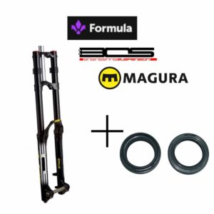 Entretien fourche Bos - Formula - Magura avec changement des joints spis