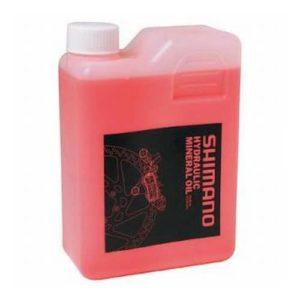 Huile minérale Shimano Hydraulic Mineral Oil 1 l