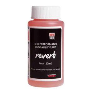 Huile Rock Shox Reverb 120 ml