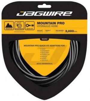 Durite Jagwire Mountain Pro Hydraulic Hose Black