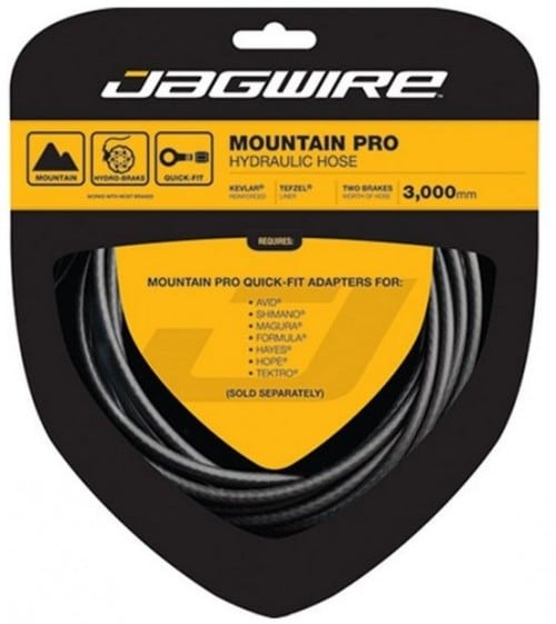 Durite Jagwire Mountain Pro Hydraulic Hose Black