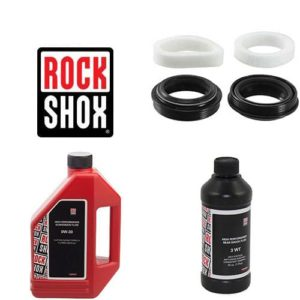 Pack joints spis + huile pour fourche Rock Shox Pike 500 ml