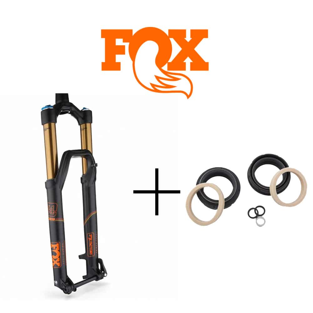 Révision fourche Fox Racing Shox avec joints spis d'origine