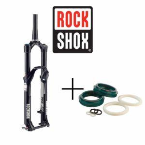 Révision fourche Rock Shox avec joints spis SKF Low Friction