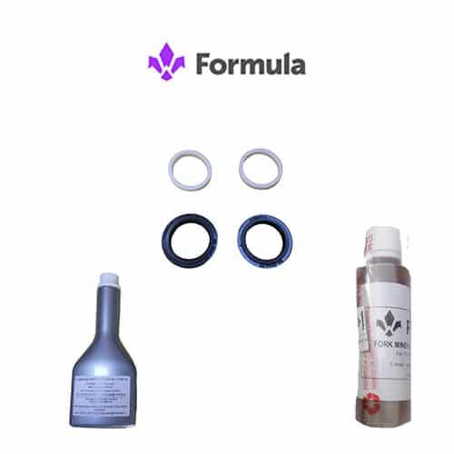 Pack joints spi + huile pour fourche Formula 35