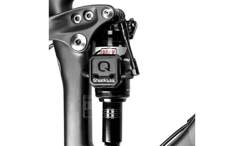 Quarq Shock Wiz: installation amortisseur