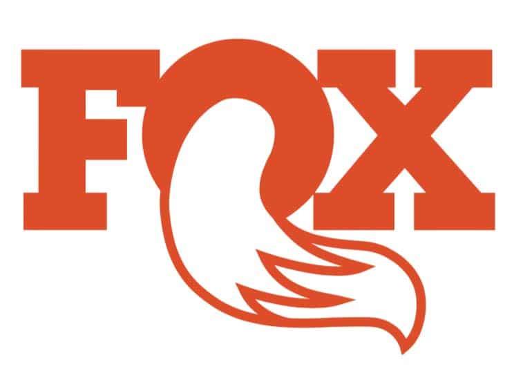 Logo Fox Racing Shox