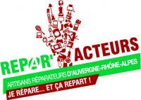 Logo Repar'acteurs Auvergne / Rhône-Alpes